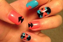 heART nails ˚∆˚ / by Jessica Piraro