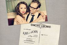 Save The Date Ideas  / by Tricia Nugen