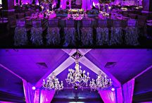 Purple & Pink Wedding Inspiration / Hues of Purples & Pinks combined to make a lovely soft wedding palette / by Agape Planning