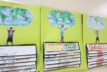 Classroom ~ Social Studies / by Danielle Bockus