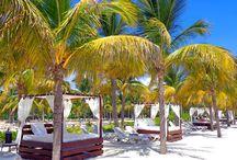 Beach! / ¡Playa! / Hacienda Tres Rios Resort, Spa & Nature Park in the Mexican Caribbean #RivieraMaya #allinclusive #resort / by Hacienda Tres Ríos Resort, Spa & Nature Park