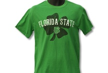 St. Patty's Day- Seminole Style / by Garnet&Gold Store
