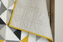 Quilts ...Patches / by Maud Rolland
