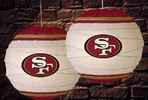 49ers / Football <3 / by Laura Houser