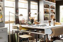 Studio Office / by Deborah Grimaud