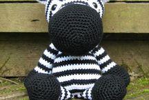 Crochet Amigurumi / by Monica van Genderen
