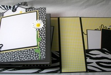 6x6 Scrapbook Page Ideas / by Kerry Betz