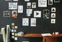Painel de Inspiração   Mood Board / by Ana Araujo