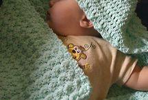 Crochet: Baby Blankets / by Patti Stuart