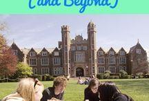 College / by Brianna Schmidt