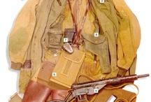 Military  / British uniforms  / by Elvis Griffin