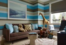 Kids Colorful Rooms / by CertaPro Painters®
