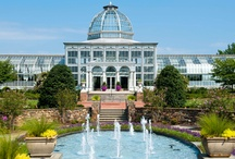 Favorite Places & Spaces at Lewis Ginter Botanical Garden / by Lewis Ginter Botanical Garden