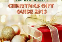 Christmas Gift Guide 2013 / by June Fuentes