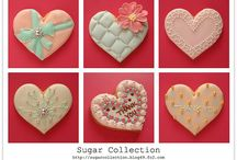 Cookie Crazy / Fancy cookies I would love to create and eat! / by Norma Chloe Walters