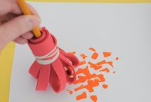 Crafts with the kids / Crafting is a good way for children to learn skills like hand-eye coordination, a great way to make gifts and just plain fun! / by ConnectHer Women & Infants Hospital