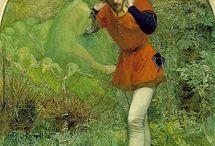 Pre-Raphaelites / by Tytus