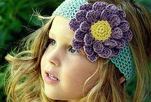 Crochet: Headwear / by Kari Aguayo