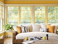 Sunrooms / by Bonnie Cooper