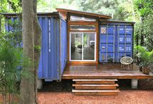 tiny houses, treehouses, and other quirky structures / by Rachel beck