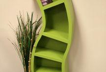 Book Shelves / by Danielle Cabrera