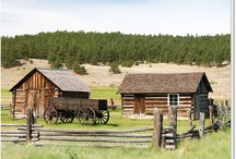 the old west... / by Nora Gholson