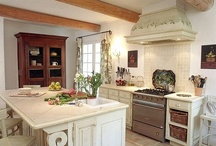 French Country Kitchen Ideas / by Dianne D.