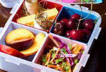 Lunch ideas / Stuff I might start bringing to work for lunch. Bento?  Hot? Cold?  All nummy.  / by Angela Madill Burgess