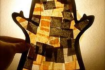 halloween crafts / by kelly soerens