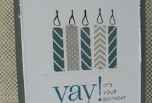 Washi Tape / by Lisa Young - Stampin' Up!