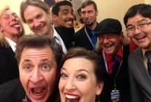 Louis Prima Jr. & The Witnesses / by Lizz Morgan