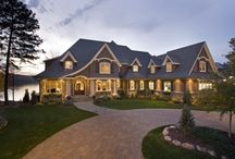 Dream Home Styles / by Suzanne Shea-Simpson