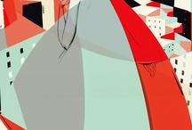 Fashion Illustration / by Kenneth Hylbak