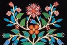 Floral Journey / Native North American Beadwork / by The Autry