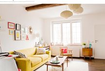 Apartment Living / Ideas for decorating my apartment. / by Karen Dessire
