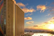 Hilton Hotels in Hawaii / by Hilton Waikoloa Village in Hawaii