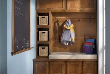 Mudroom/laundry remodel / by Nicole Housley