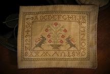 To Stitch by Hand 2 / Love cross stitching / by Kim Maria Lodato  ˛ • ° ˛˚˛ *•。★˚ ˚