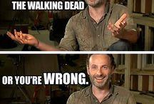 Walking Dead / by Deana Helms
