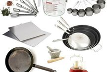 Kitchen Gadgets / by Lidia Tanod