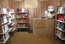 Booth Ideas / by Shannon Reiswig - MuttsandMittens