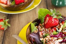 Salads / by Debbie Langley