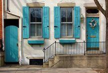 comfort me. porches & exteriors.  / home exteriors & porch design / by Travetta Johnson