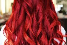 lovely hair / by Heather Durga