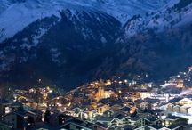 Valais Skiresorts / by Valais Wallis