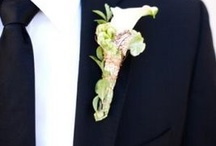 """""""bout"""" of course / floral boutonnieres designed by Embellishmint  / by Embellishmint Floral + Event Design Studio"""