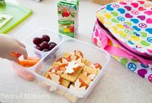 Lunch Box Ideas / by MU Family Nutrition Education Programs