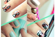 *All About Nails* / by Linda Diane Martinez-Fenley