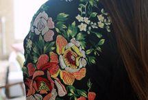 embroidery / by Daniela David