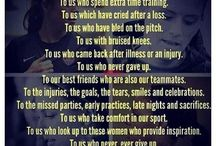 Soccer quotes / by Beth Miller